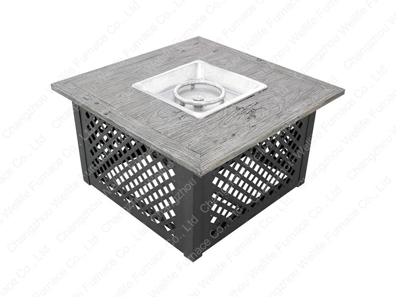 WELLFP-S-TT木紋桌面